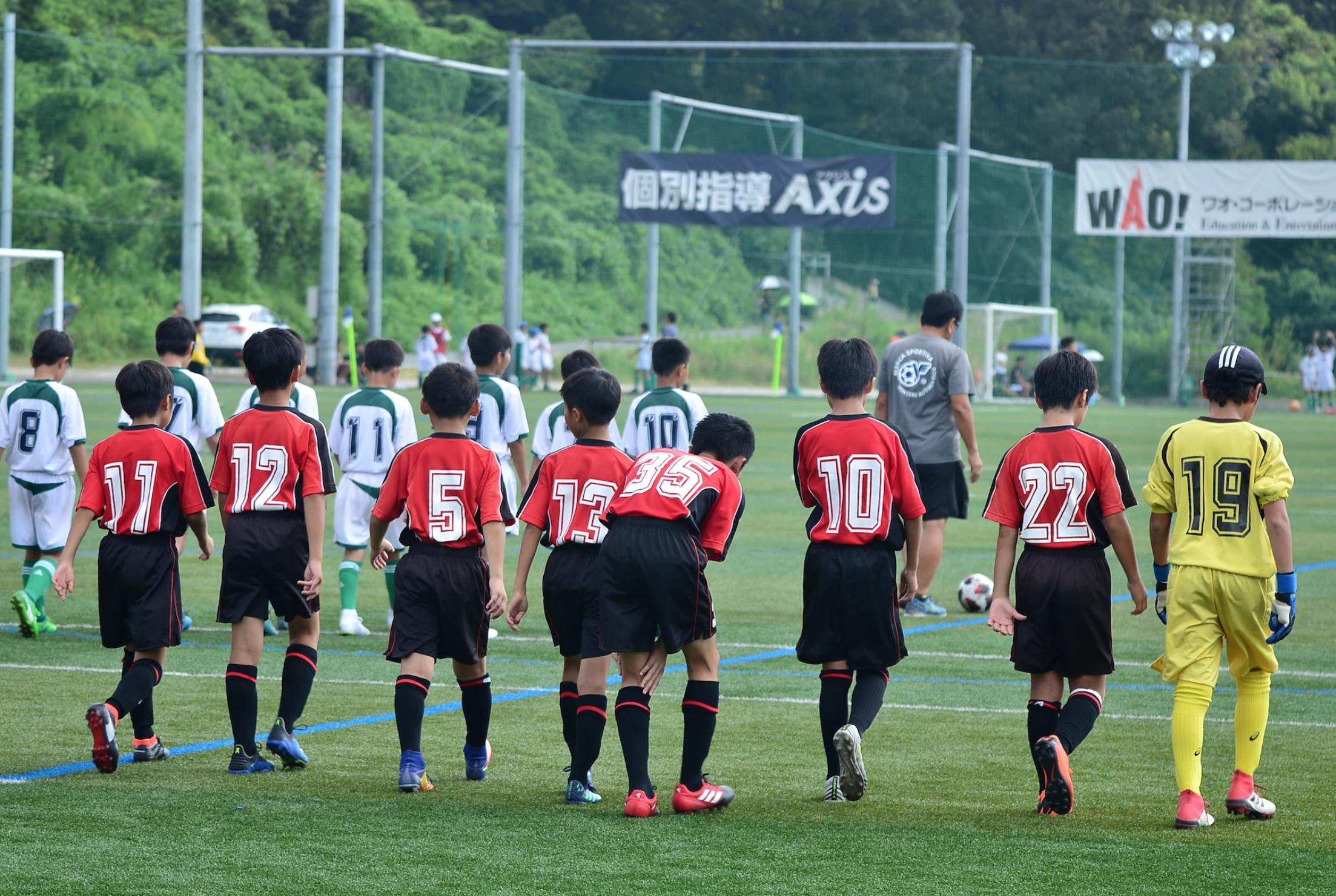 ディアブロッサカップ U-11