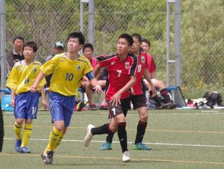 PHOTO追加: 鳥取県クラブユース選手権 U-15大会予選 vsセリオ