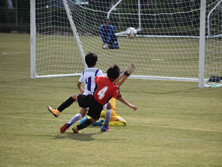 PHOTO追加:第42回全日本U-12サッカー選手権大会 鳥取県大会 準決勝