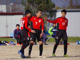 PHOTO追加: U-14  順位決定リーグVS蹴友A