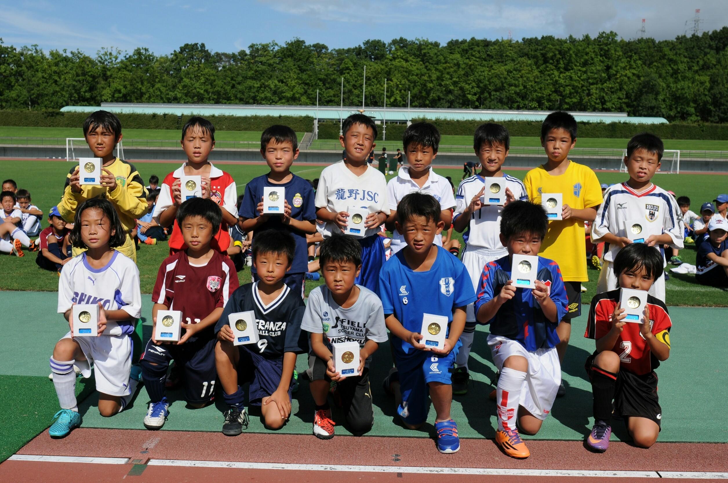 第1回 西日本少年サッカー大会 布勢カップ