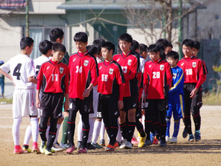 PHOTO追加:U-14 東部リーグvs鳥取南中