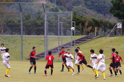 U-13 県リーグ vs カミノ