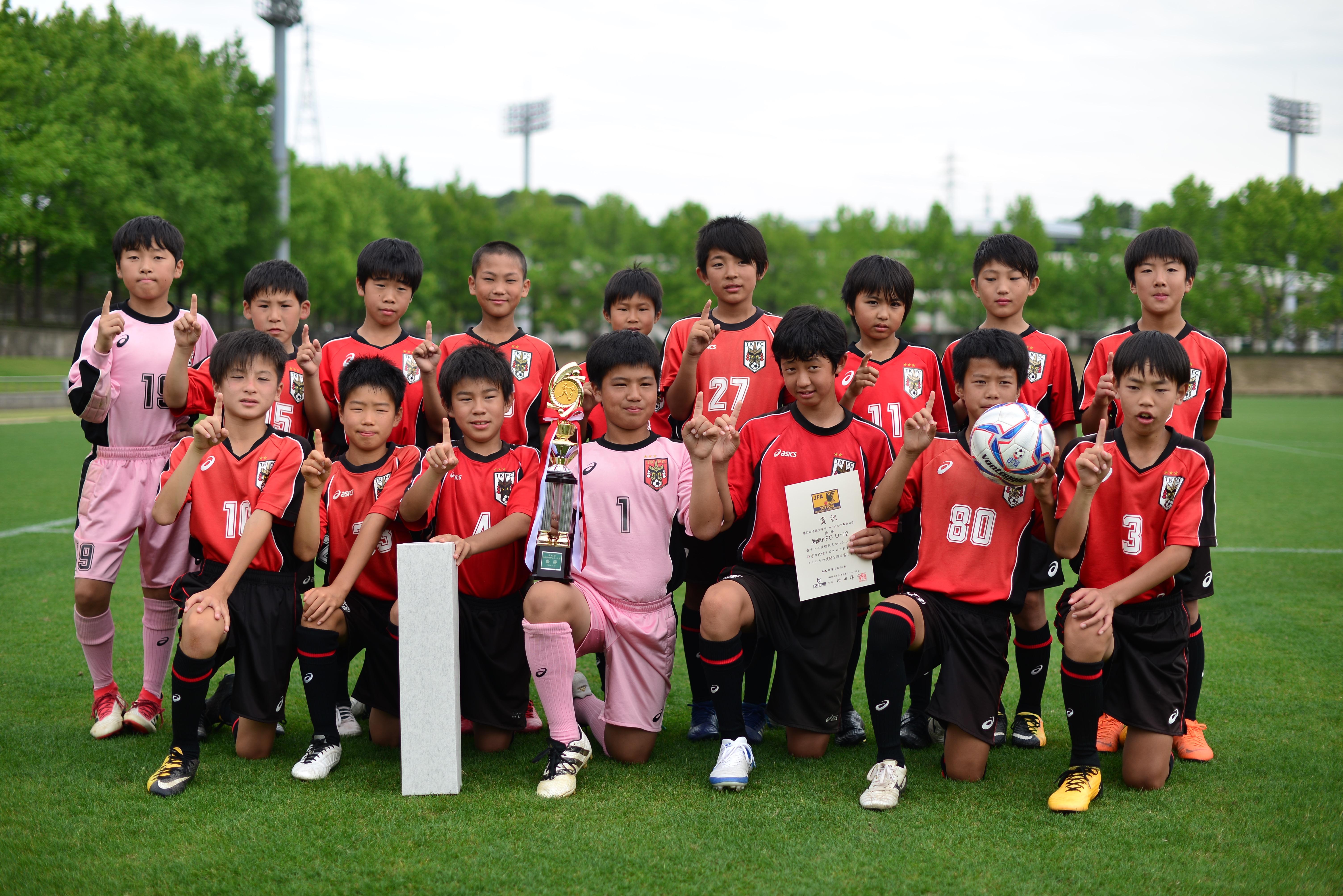 中国少年サッカー大会2日目