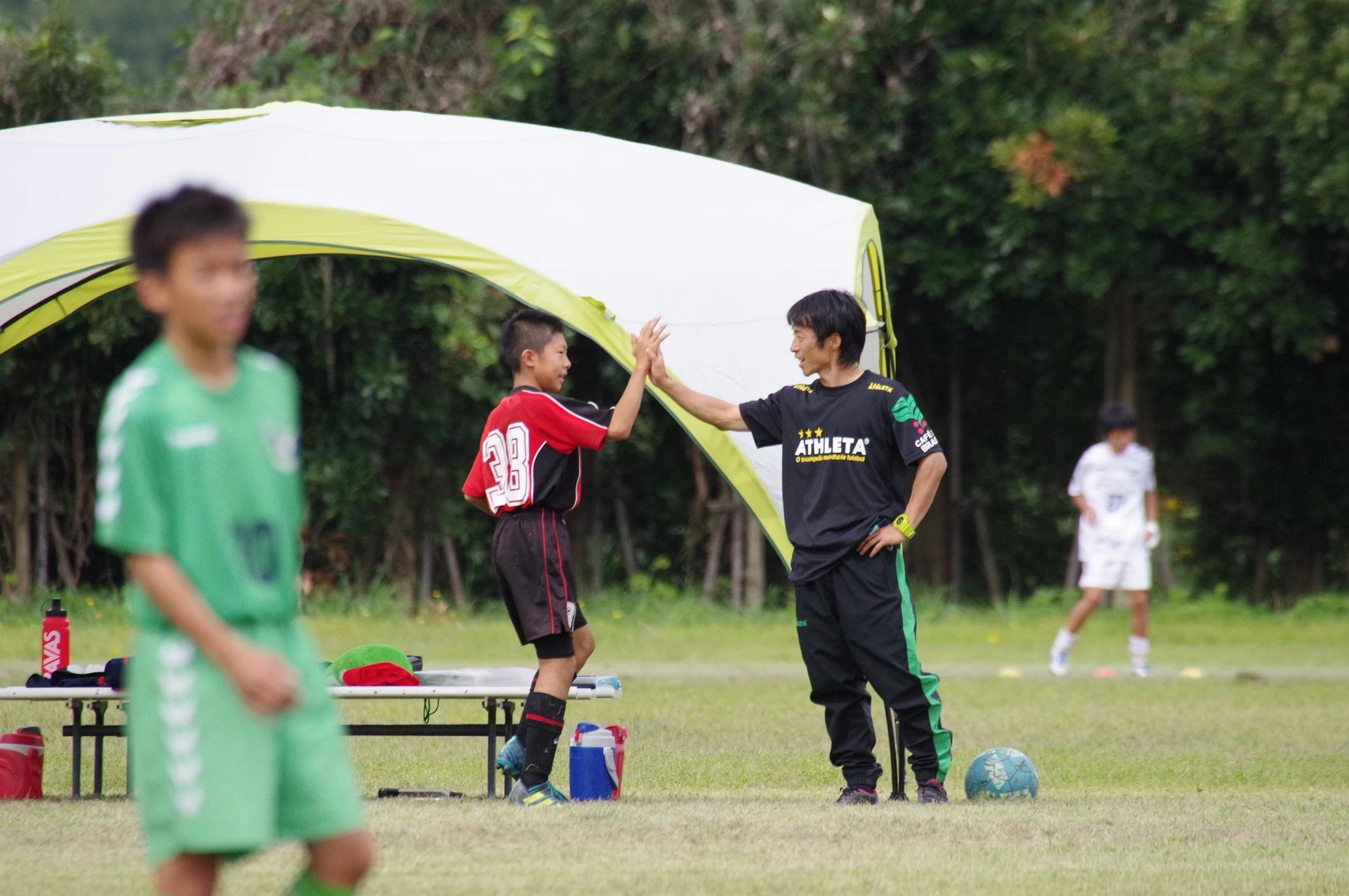 U-13 県リーグ vs ガイナーレ