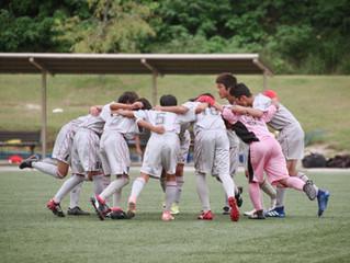 鳥取県(U-15)2部リーグ  最終節