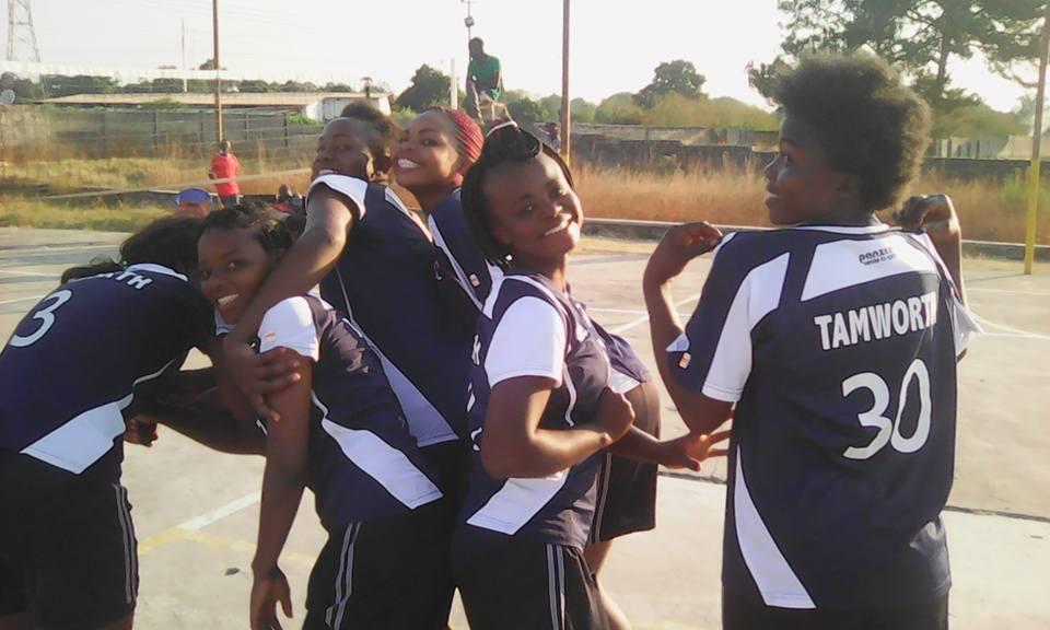 Kitwe Playing Fields Ladies
