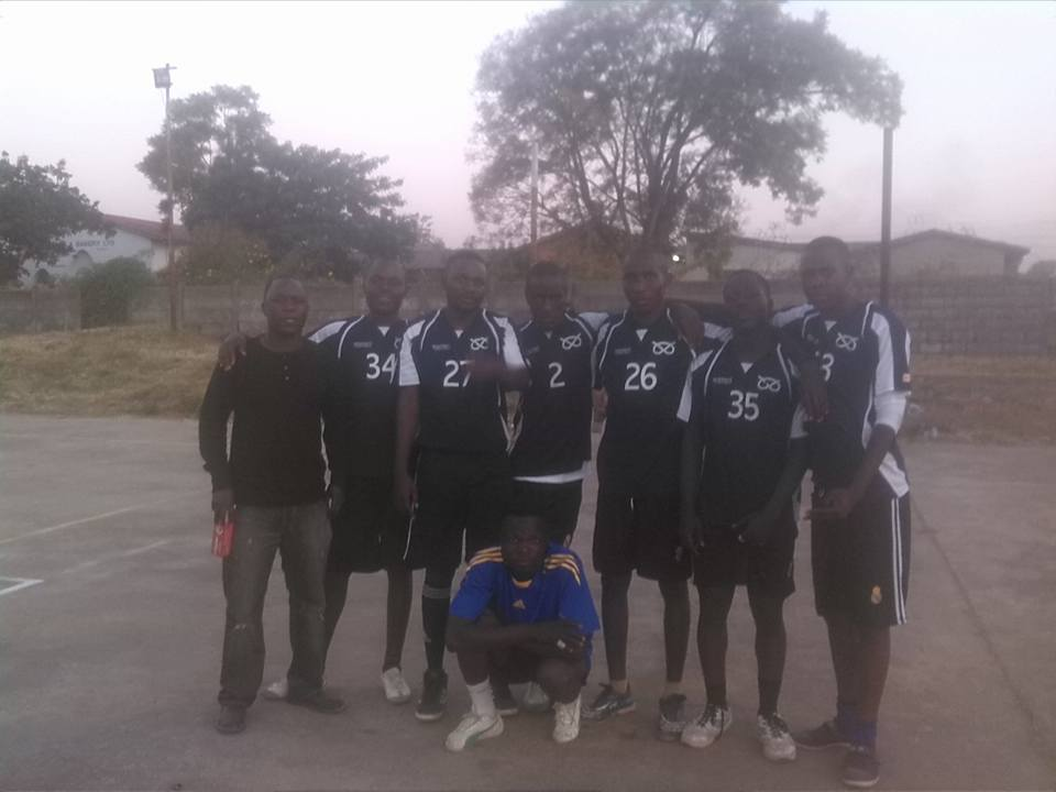 Kitwe Playing Fields Men