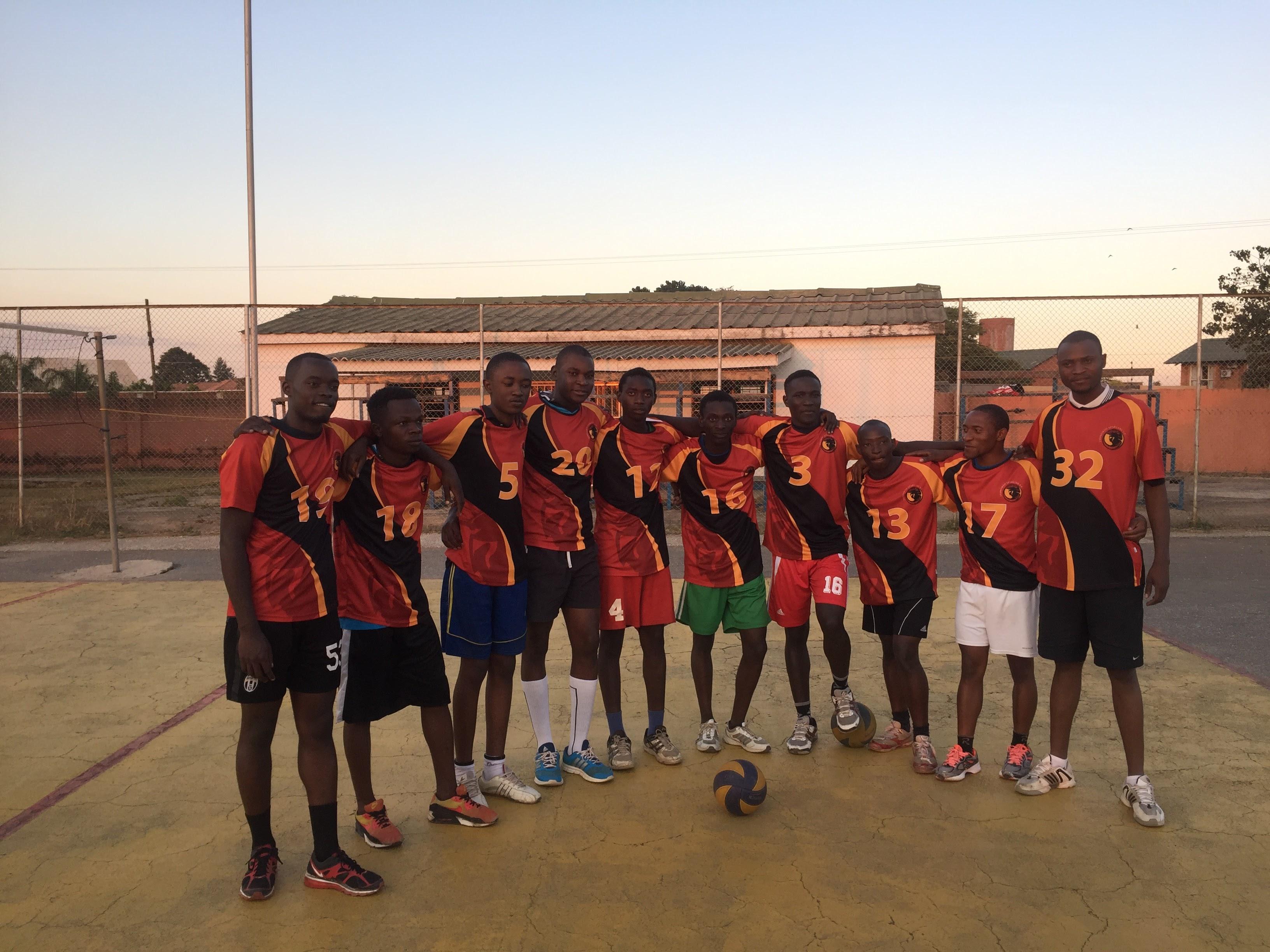 City of Lusaka Men