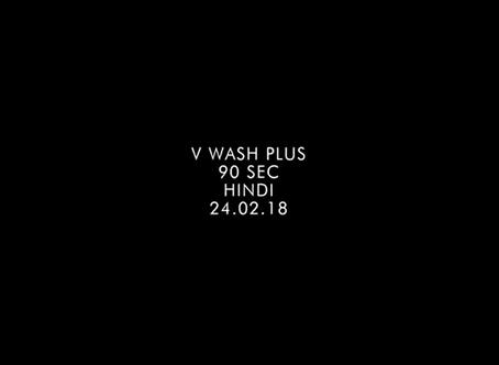 VWash Plus Intimate Hygiene Wash - 350 ml