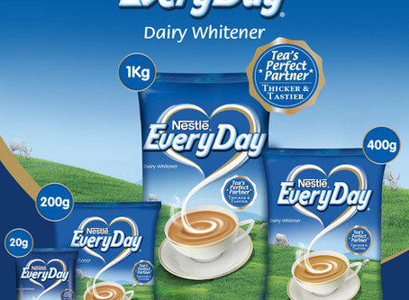 Nestle Everyday Dairy Whitener, 1kg Pouch by Nestle