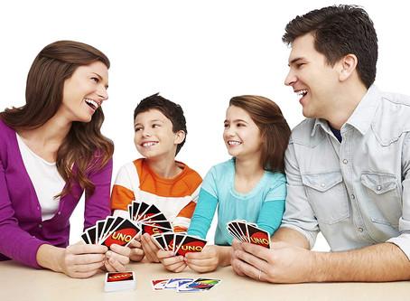 Mattel Uno Playing Card Game by Mattel