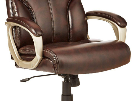 Recommended - High Back Executive Chair (Brown)
