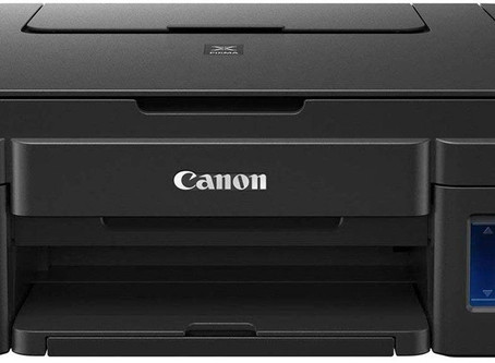 Recommended - Canon Pixma G2012 All-in-One Ink Tank Colour Printer (Black)