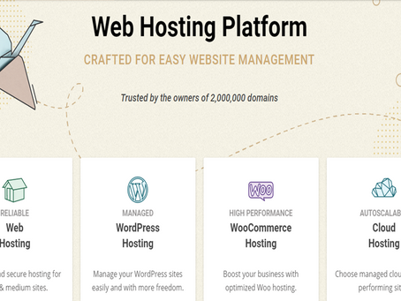 Easy & fast website building tool recommended by Sayvariya Recommend Service
