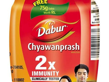 Dabur Chyawanprash 2X Immunity - 500g (Get 75 g Free) by DABUR