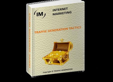 Promo - Internet Marketing Traffic Generation tactics