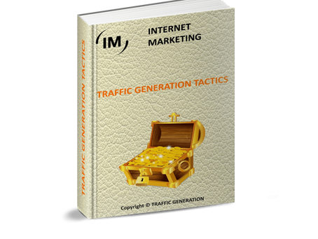 Promo - Internet Marketing Traffic Generation tactics
