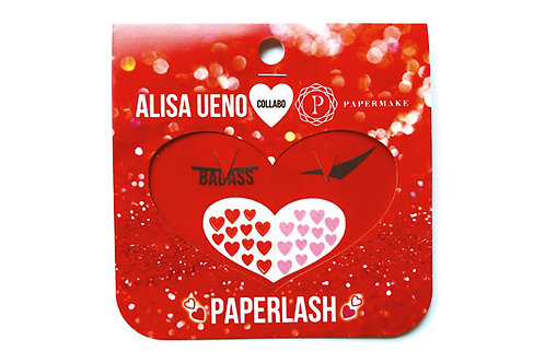 植野有砂★PAPERMAKE ALISA UENO PAPERLASH ALISA-0001