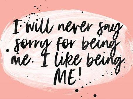 """Pedir """"desculpa por existir"""" - A redução do amor-próprio através do excessivo acto de pedir desculpa"""