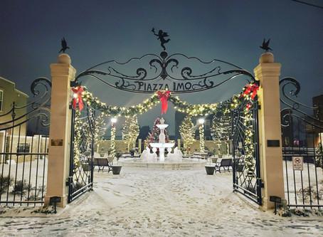 Christmas Season at Piazza Imo