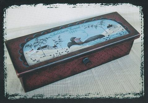 3041 Whalebone Thread Box