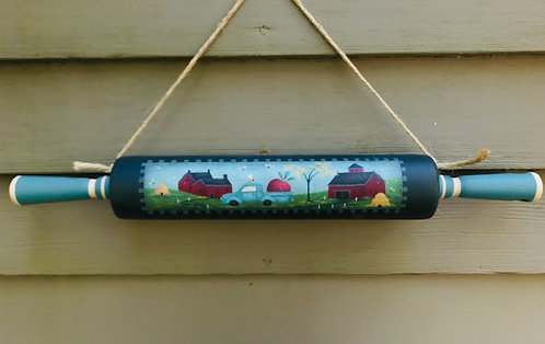 """3903 Buzzy's Berry Barn... a """"Vintage"""" Rolling Pin"""
