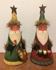 3808 Paintnkick and Sewnick Petite Cone Santas