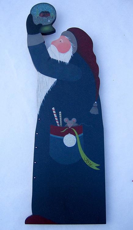 3001 Snow Globe Santa
