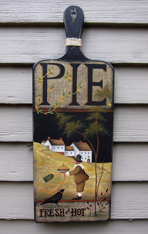 """3621 """"Pilgrim Pie"""" Paddle"""