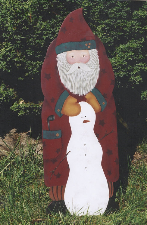 9910 Father Snowman