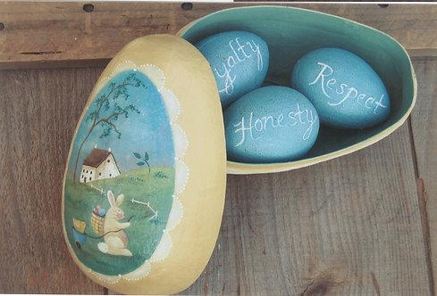 "2904 Friendship ""Sugar"" Egg"