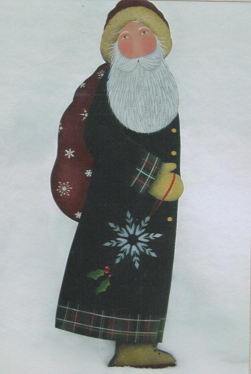 3049 Snowflake Santa