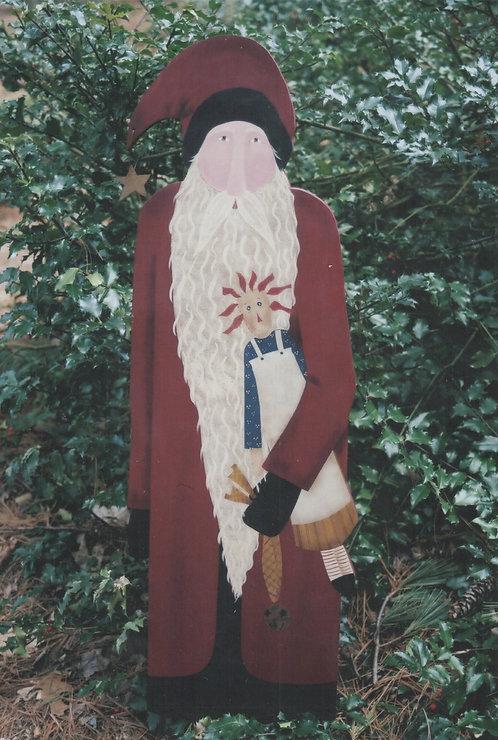 2110 Raggedy Ann Santa