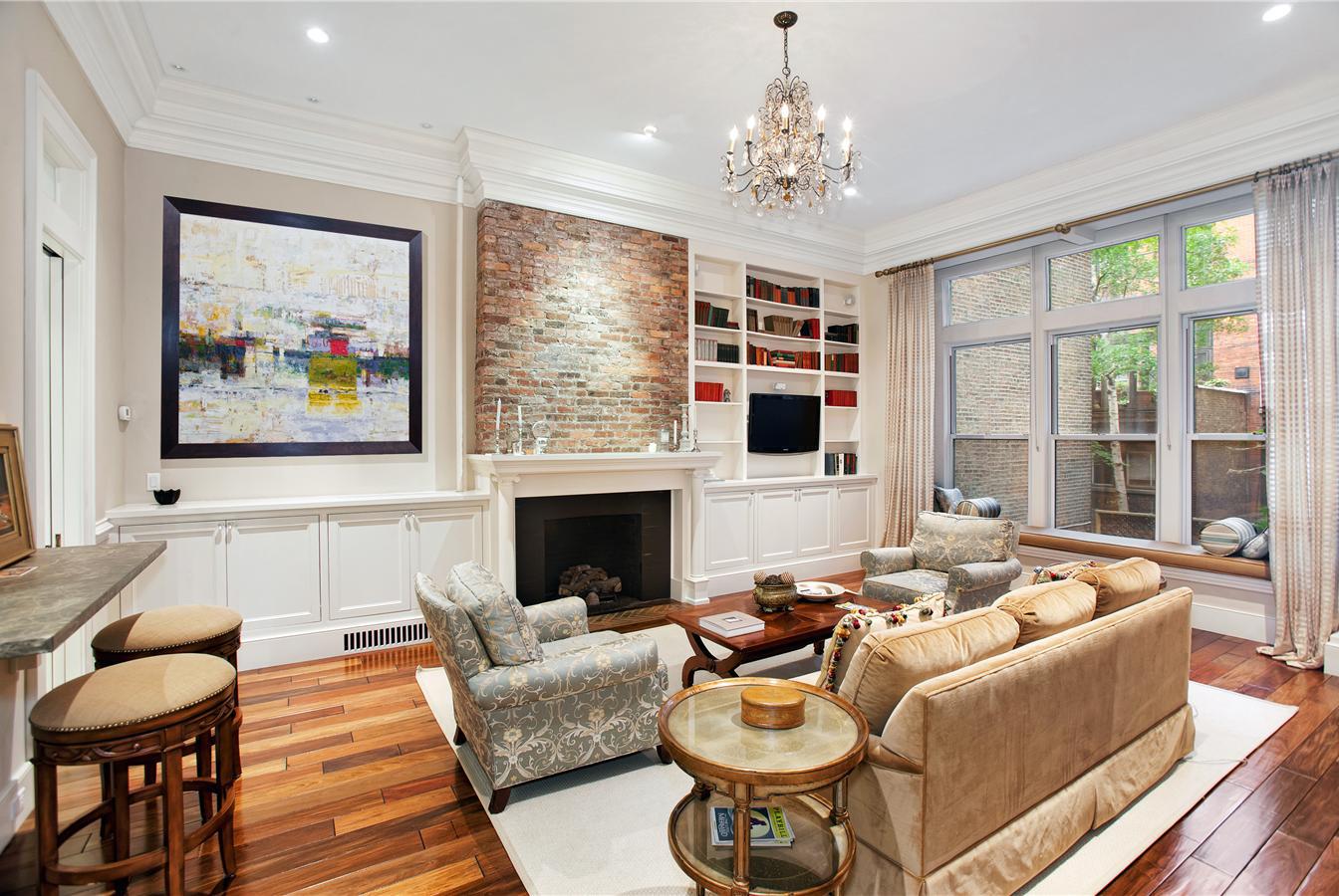 Gramercy Park Living Room, New York