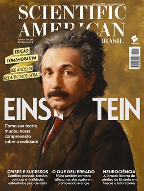Einstein nas bancas