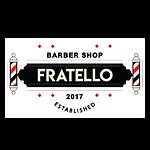 logo barber shop fratello_Mesa de trabaj