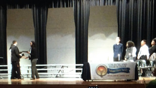 Churchland High School's National Honor Society Inducts New Members