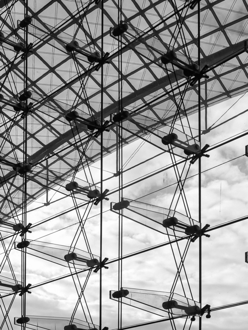 Structural & Spider Glazing