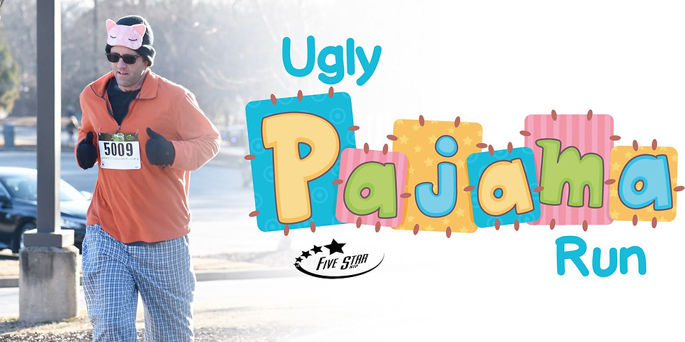 Ugly Pajama 5k Run