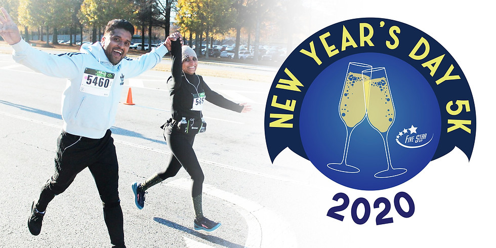 New Years Day 5K