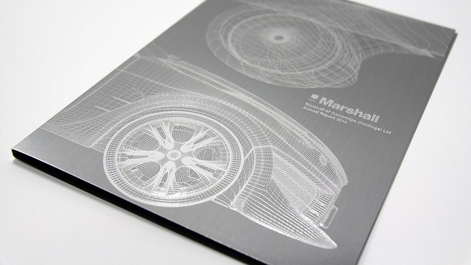 Creative print etch