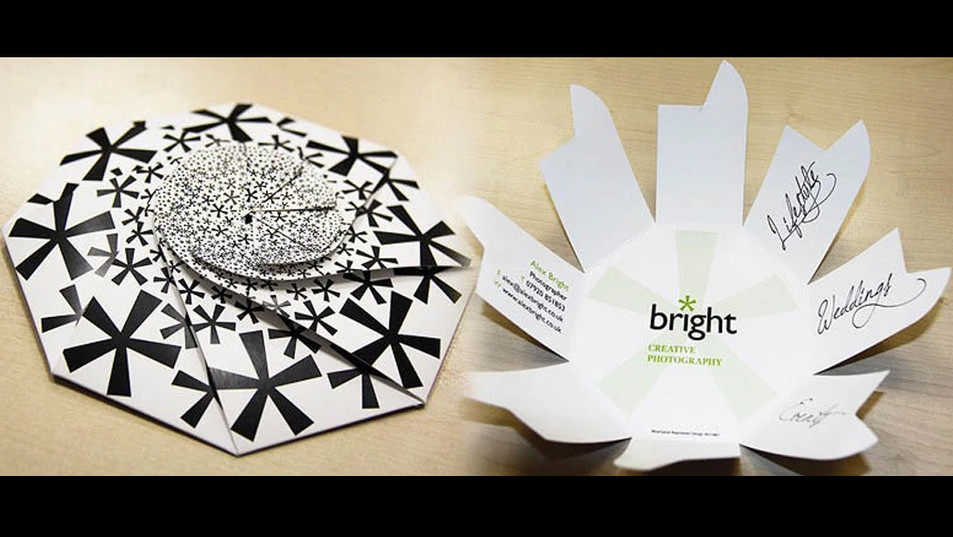 Creative mailers & packaging