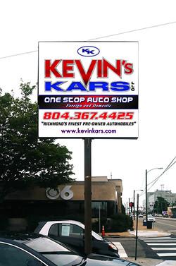 Kevin kars building After