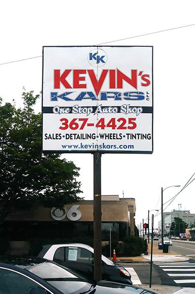 Kevin kars building Before