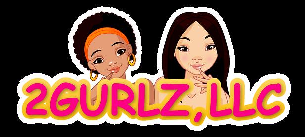 2GURLZ, LLC LOGO W Stroke Gurlz only.png