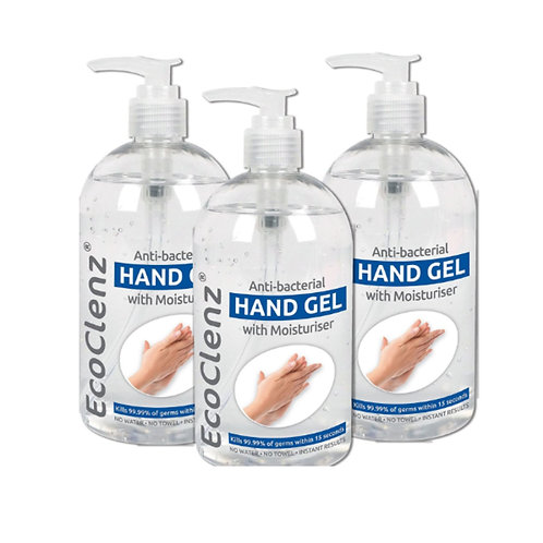 500ml Anti-bacterial hand gel