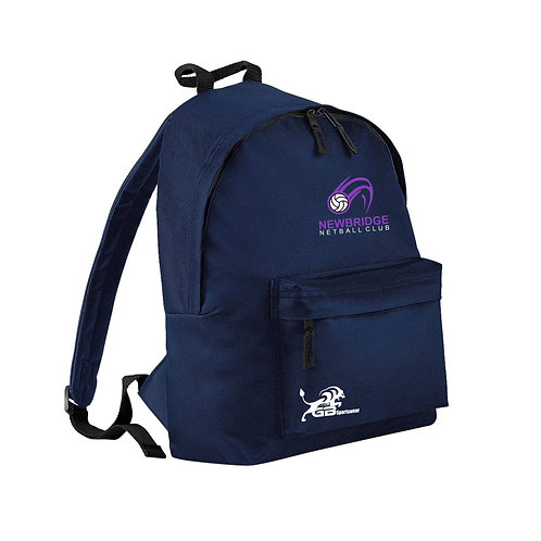 Navy Back Pack