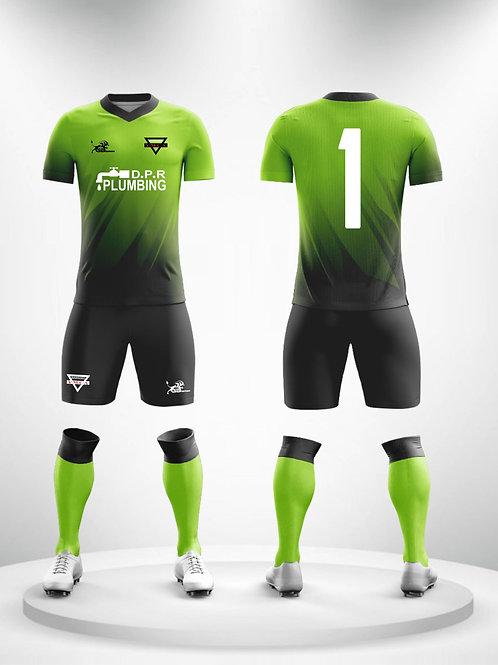 Bargoed YMCA Full Match Goalkeeper Kit