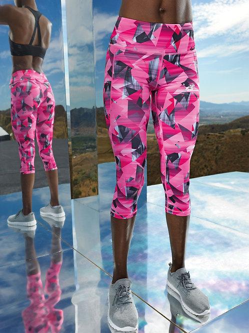 TR302 Ladies 3/4 Length Leggings